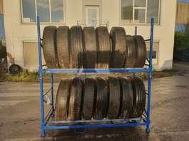 pneumatici, ricambio per autobus MICHELIN-BRIDGESTONE DUNLOP 275/80 R22.5