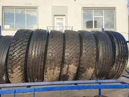 pneumatici, ricambio per autobus Michelin 255/70 R22.5