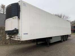 refrigerated semi trailer Schmitz Cargobull 3-ass koeloplegger 2008