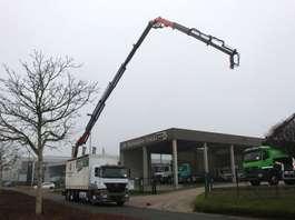 camión grúa Mercedes Benz MERCEDES AXOR 2636 6X2 met Palfinger PK26000 met jib - 25m!! 2011