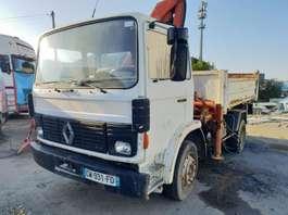 tipper truck Renault S150 1984