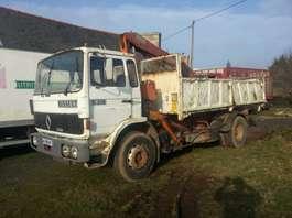 tipper truck Renault G230 1986