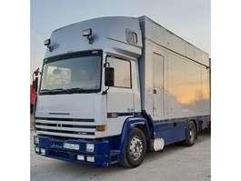 closed box truck Renault MAJOR 340 +++SUPERSTAAT!!!+++ 1994