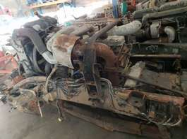 peça de propulsor para camião DAF Daf 3300 ×× Moteur/Boîte - Engine/gearbox×× 1979
