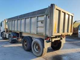 tipper semi trailer Benalu Kipper - Benne - Tipper 1979