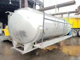 Outra peça para camião Inox Tank INOX 12000 liter