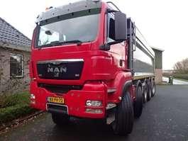 camion à benne basculante MAN TGS 50.480 WS 2010