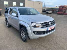 all-terrain - 4x4 passenger car Volkswagen Amarok Pick-up 2012