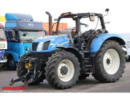 farm tractor New Holland T6.140 4WD Fronthef Autocommand 2013