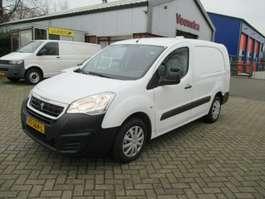 closed lcv Peugeot Partner 1.6HDI Maxi Klima Netto €5450,=