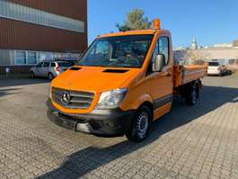 tipper lcv Mercedes Benz Sprinter II  313K Meiller  ( no 310/311/314/316) 2014