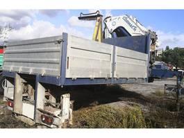 Автомобиль с безбортовой платформой запчасть для грузовика Transgruas Equipo de gancho 1999
