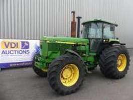 farm tractor John Deere 4955