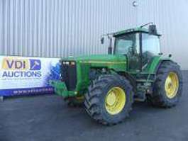 farm tractor John Deere 8100