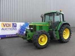 farm tractor John Deere 6910