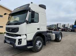 Тягачи стандарт Volvo FMX 2013