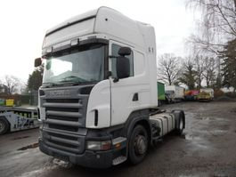 cab over engine Scania R420 4x2 2008