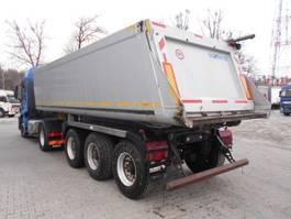 Kipper Auflieger Schmitz Cargobull SKI 24 ALU, 25m3, 2009