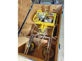 Crane truck part Glaszuiger / Glaslift vacuüm Pieterman op accu Glaszuiger / Glaslift vac... 2004