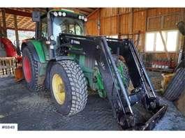 farm tractor John Deere 6430 Premium w / two sets of tires & Trima + 5.1P 2010