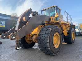 wheel loader Volvo L350F 2013