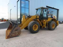 wheel loader Caterpillar 950K 2013