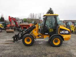 wheel loader JCB 406 B 2012