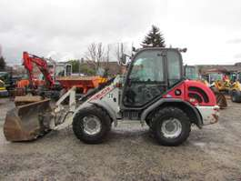 wheel loader Takeuchi TW8AS 2011