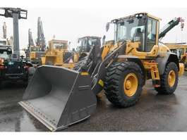wheel loader Volvo L70 H 2018
