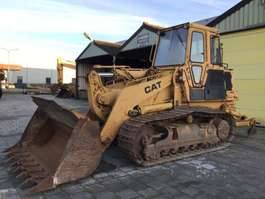 crawler loader Caterpillar 963C 1987