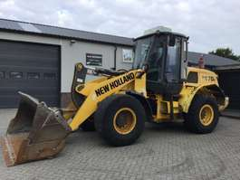 wheel loader New Holland W170B 2007