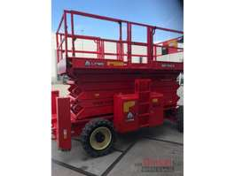scissor lift wheeld LGMG SR1623 2019