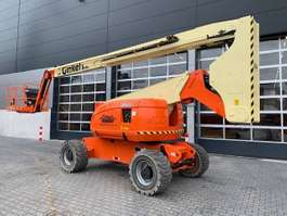 articulated boom lift wheeled JLG 800 AJ 2020