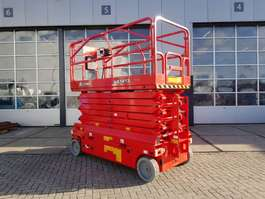 scissor lift wheeld LGMG AS1413E 2019