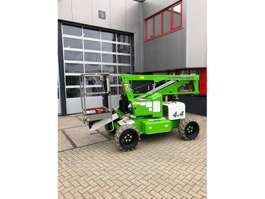articulated boom lift wheeled Niftylift HR 12 D E 2019