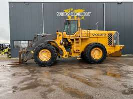 wheel loader Volvo L 350 F 2007