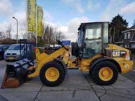 wheel loader Caterpillar 908H2 2013