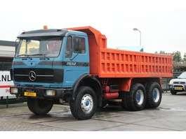 tipper truck Mercedes Benz 2632K  6X4 1982