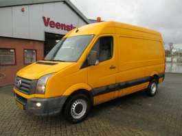 closed box lcv < 7.5 t Volkswagen Crafter 2.0TDI Klima Tempomat Netto €6750,=