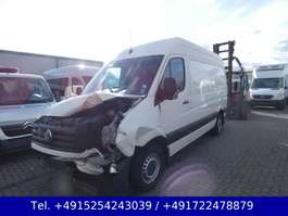 closed box lcv < 7.5 t Volkswagen Crafter 2.0 TDI Mitellang Hoch Klima 3Sitze Eu5