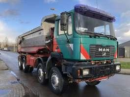 tipper truck MAN FE 460 2001