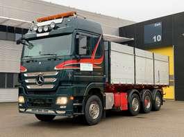 tipper truck Mercedes Benz Actros 3255 8x2 2012