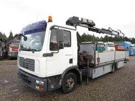 crane truck MAN TGL 12.240 4x2 Crane HMF1060 K3 2007