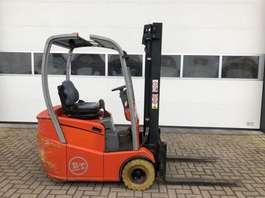 forklift BT C3E 130R 1.25 ton Elektrische Sideshift Heftruck 2007