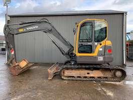 crawler excavator Volvo ECR 88 2005