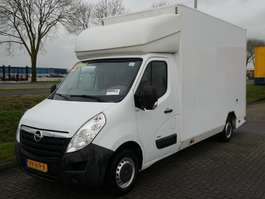 closed box lcv < 7.5 t Opel MOVANO 2.3 2013