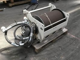 other equipment part Terex Challenger 3180 winch