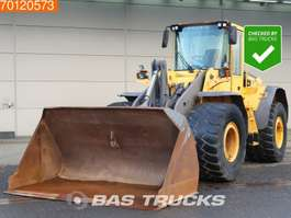 crawler loader Volvo L120E From first owner - VOLVO Quick Coupler 2005