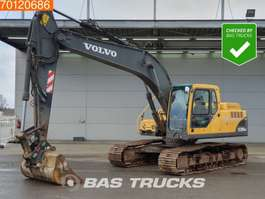crawler excavator Volvo EC210 BLC Fom first owner - All functions 2006