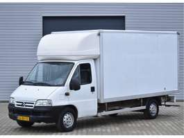closed box lcv < 7.5 t Citroen JUMPER 35 bakwagen 2006